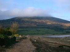 The Criffel from Carsethorn