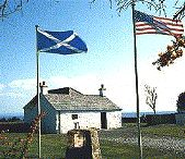 Carsethorn : John Paul Jones cottage at Arbigland